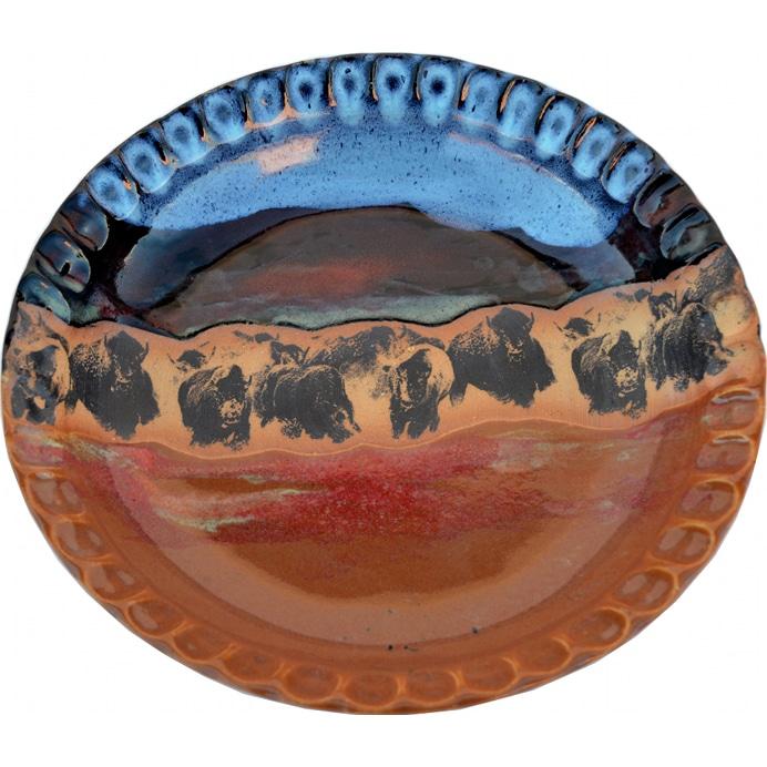 Bison Stampede Azulscape
