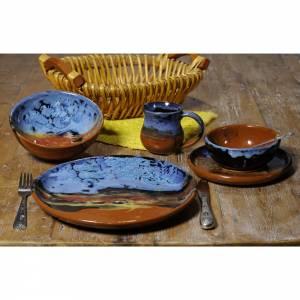 Place Settings  sc 1 st  Dinnerware \u2013 Always Azul Pottery & Dinnerware \u2013 Always Azul Pottery