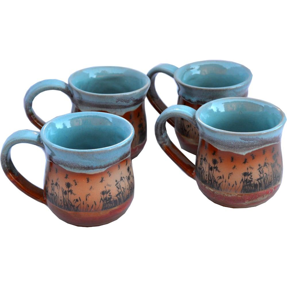 Drinkware Always Azul Pottery